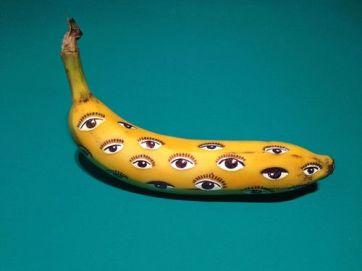 Banana graffiti par Marta Grossi