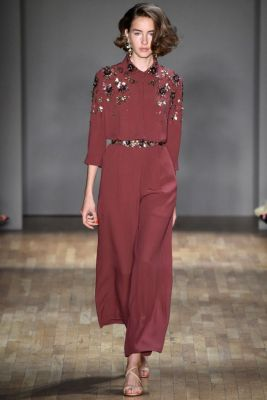 Jenny Packham Spring 2015 Ready-to-Wear