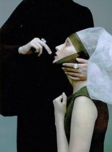 Balenciaga F/W 98 by Bruno Dayan