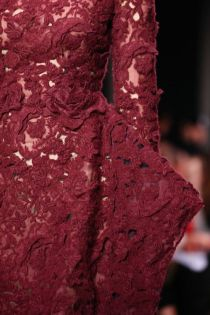 Giambattista Valli Fall 2014 Ready-to-Wear - Details