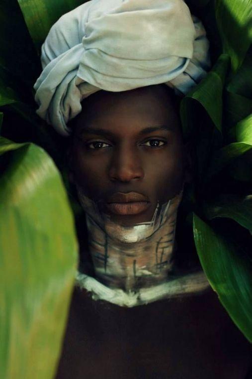 Dave Kabamba + Photographer Eva Kruiper