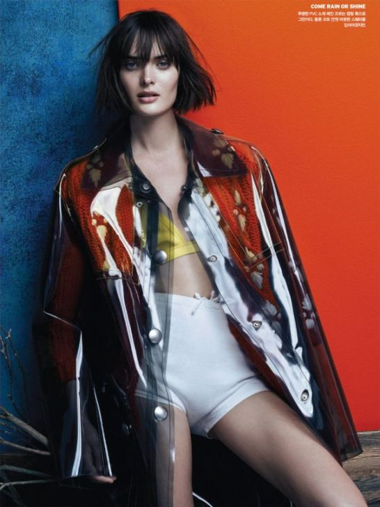 Raf Stahelin for Vogue Korea October 2014