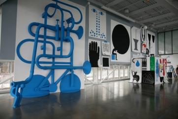 Geoff McFetridge - Seattle Art Museum