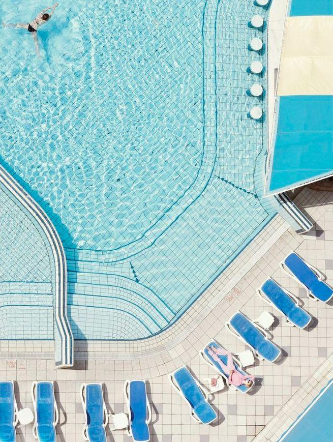 Pool in Sochi, Russia | Photo by Julia Noni