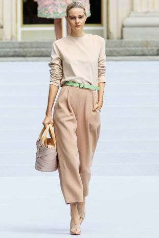Marina Hoermanseder Berlin Spring 2016 on style.com
