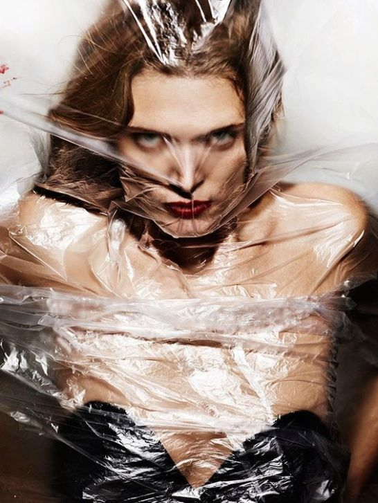 Malgosia Bela Shot by Bryan Adams For Zoo Magazine