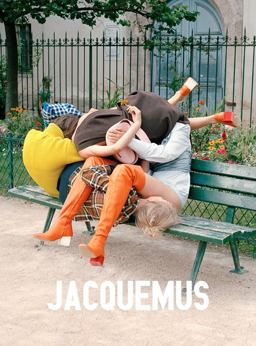 Jacquemus AW16 campaign by David Luraschi.