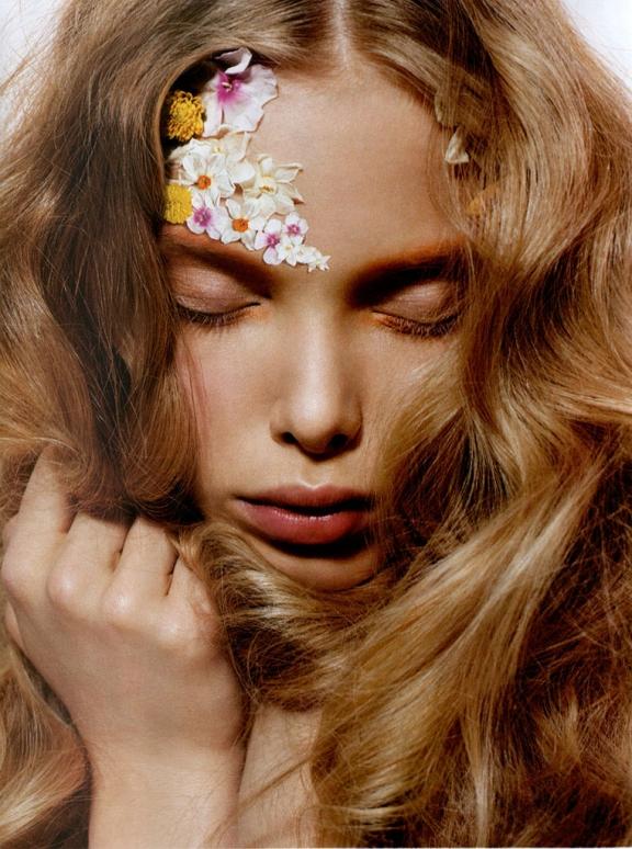 Numero magazine #70 photographed by Sofia-sanchez & Mauro Mongiello, model : Tanya Dziahileva
