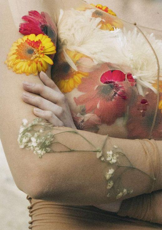Photographer Raffaele Cariou for Novembre magazine